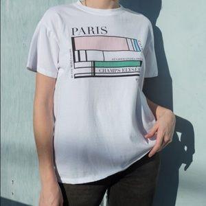 Brandy Melville Paris Aleena Tee